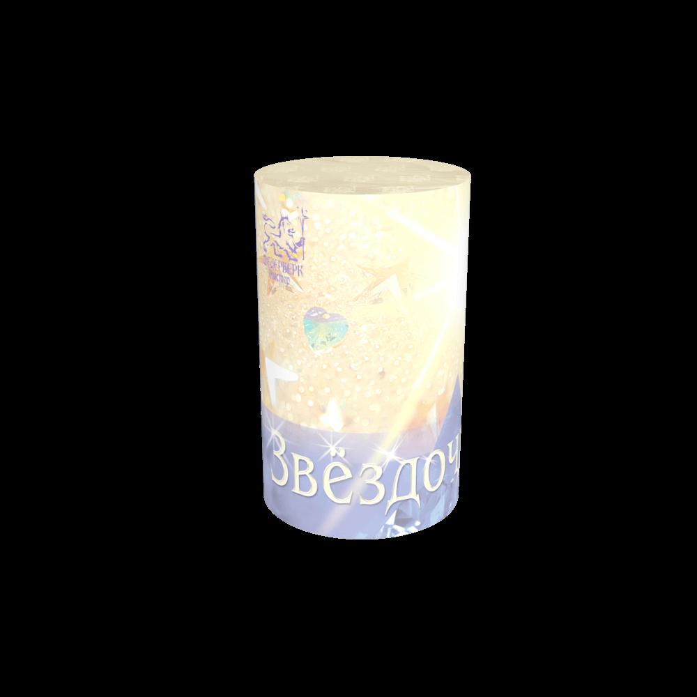 Р8106 Звездочка (0,6″ х 6)